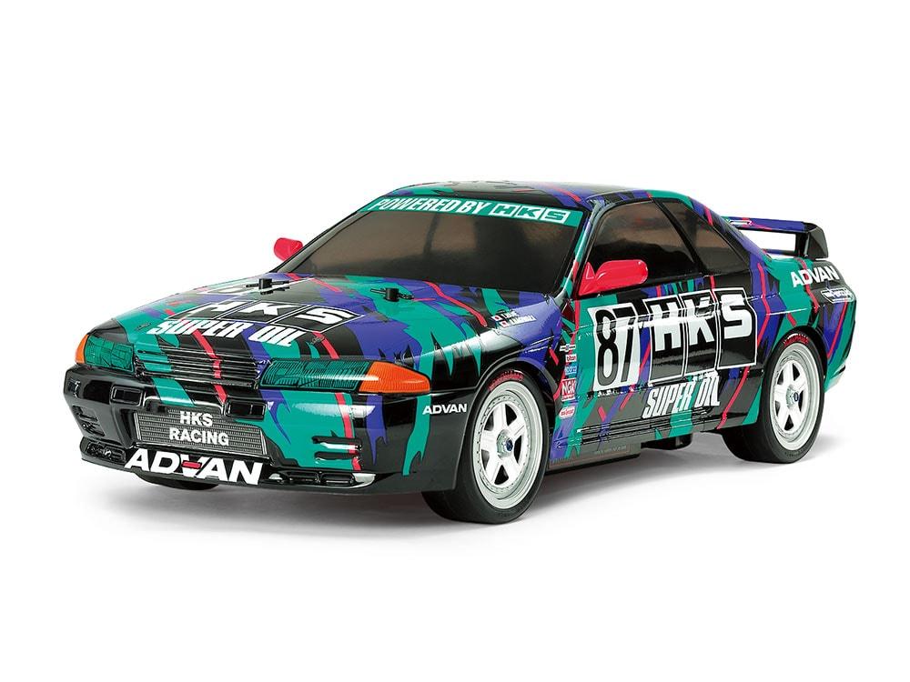 Tamiya HKS Nissan Skyline GT-R Kit