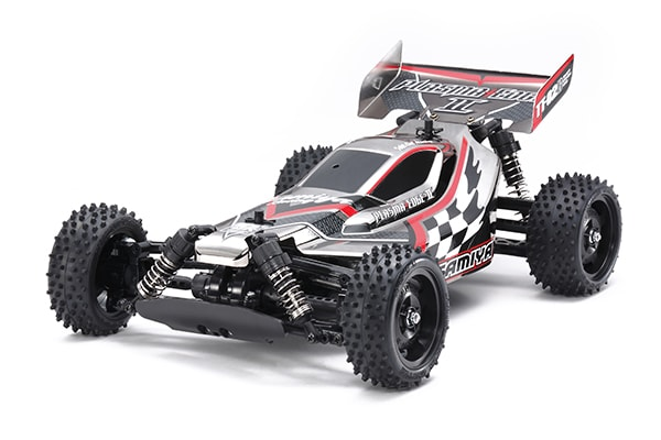 Tamiya Plasma Edge II – Black Metallic Edition