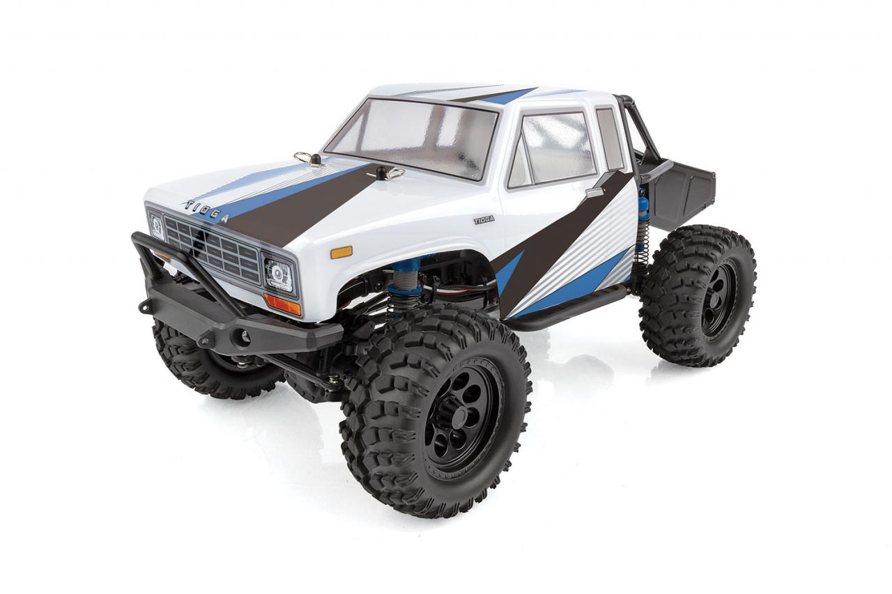 New Color Option for Team Associated's CR12 Tioga Trail Truck