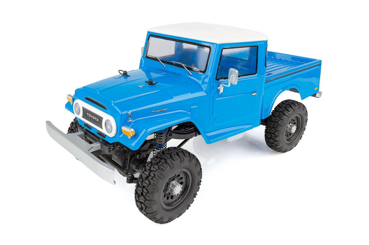 Team Associated Expands Their CR12 Lineup with the Toyota FJ45