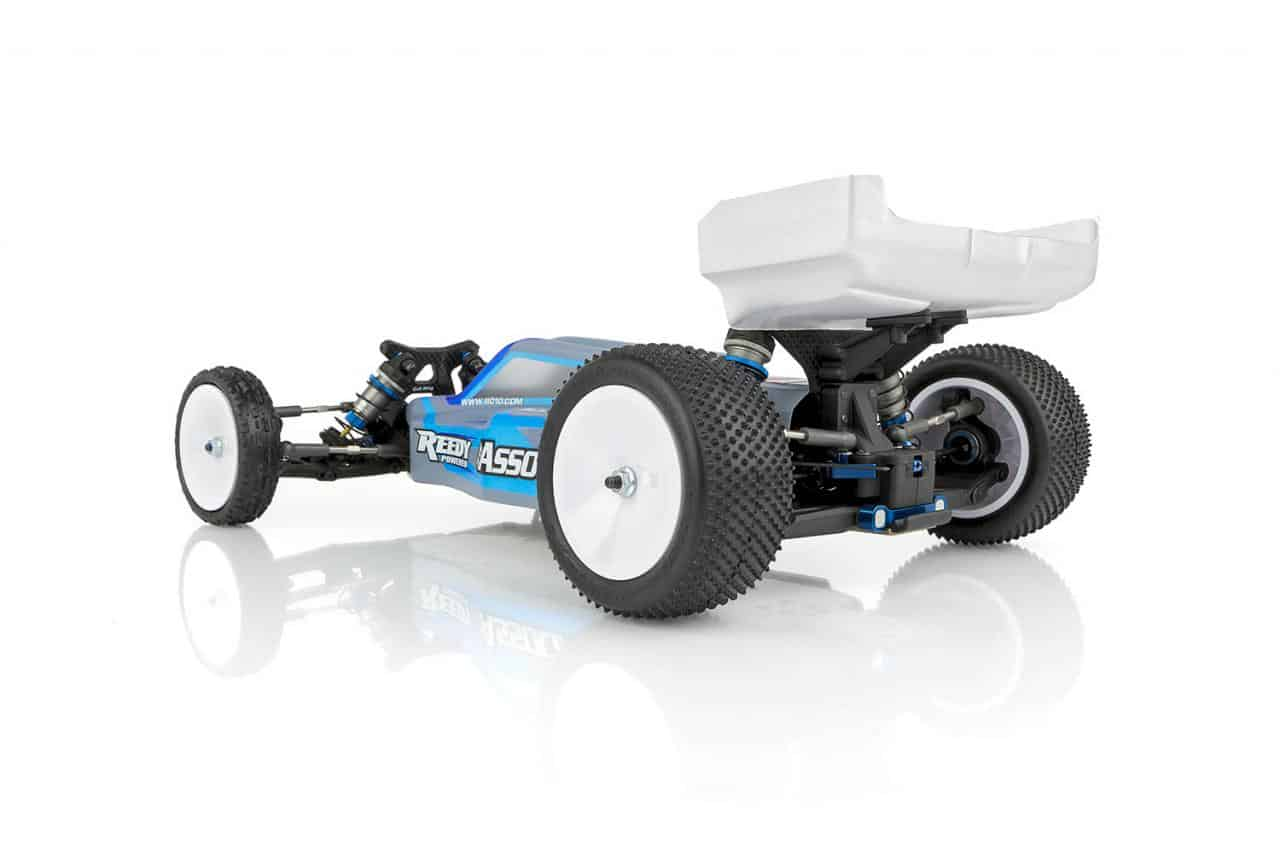 Team Associated RC10B61 Competition Team Kit - Rear