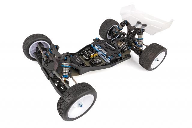 Team Associated RC10B61 Factory Lite Team Kit - Chassis