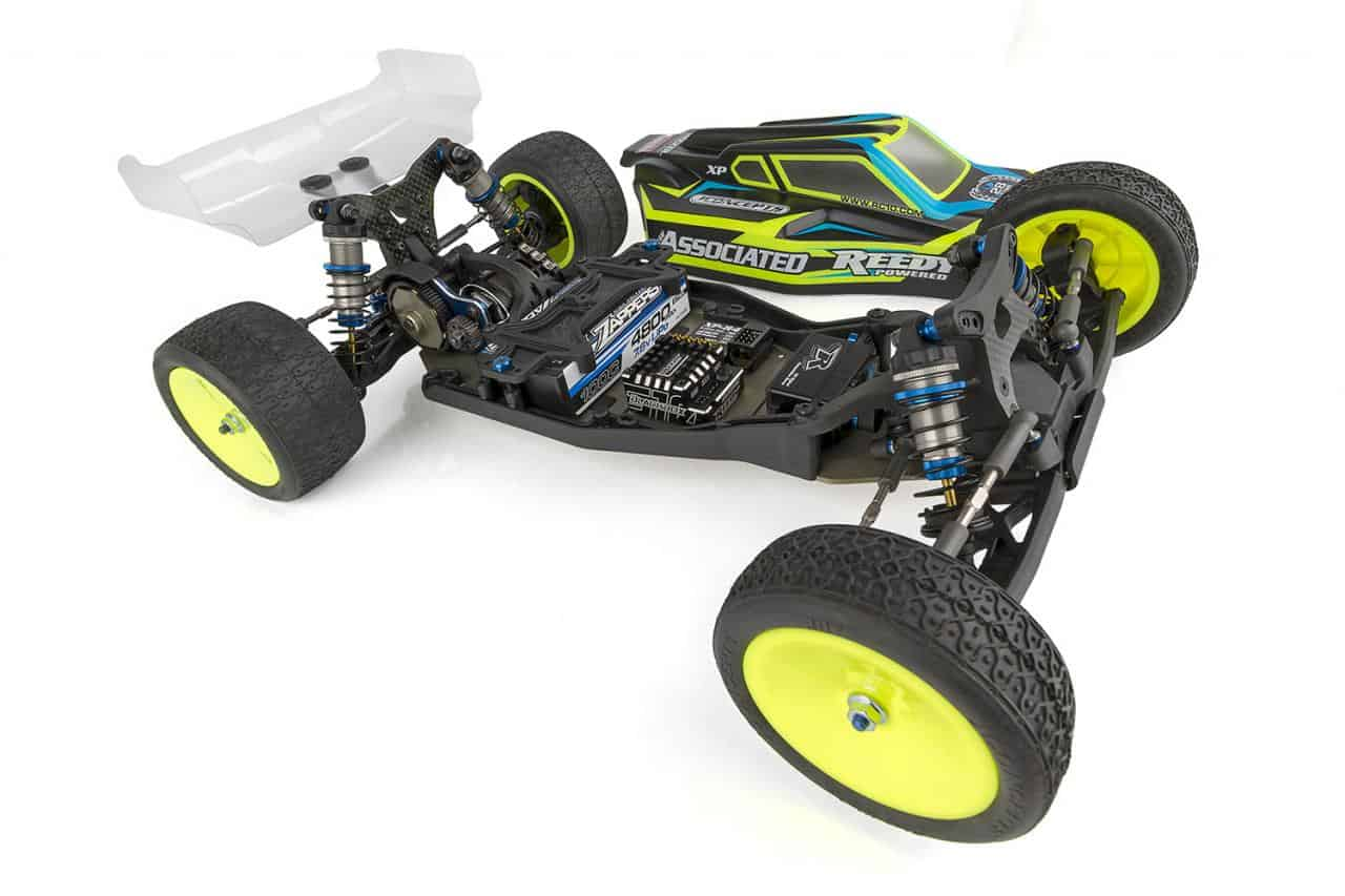 Team Associated RC10B61D Competition Team Kit - Chassis
