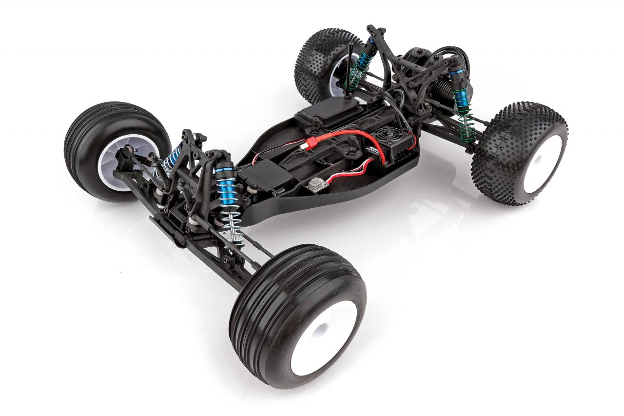 Team Associated RC10T4.3 Chassis