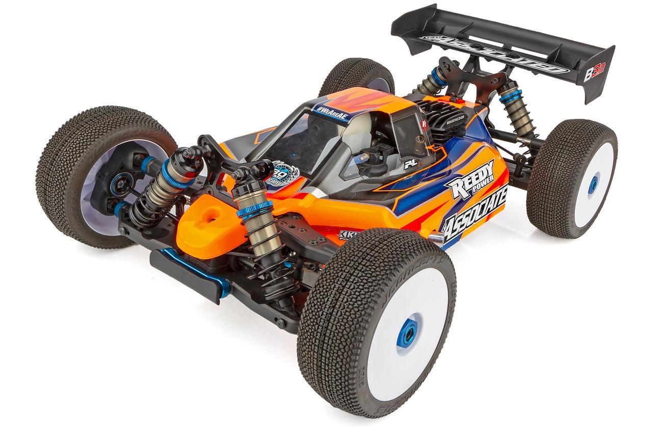 Team Associated RC8 B3.2 Nitro Buggy Kit
