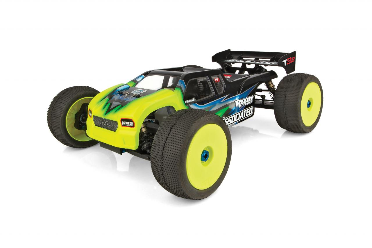 Team Associated RC8T3.2 Team Kit 1/8-scale Truggy