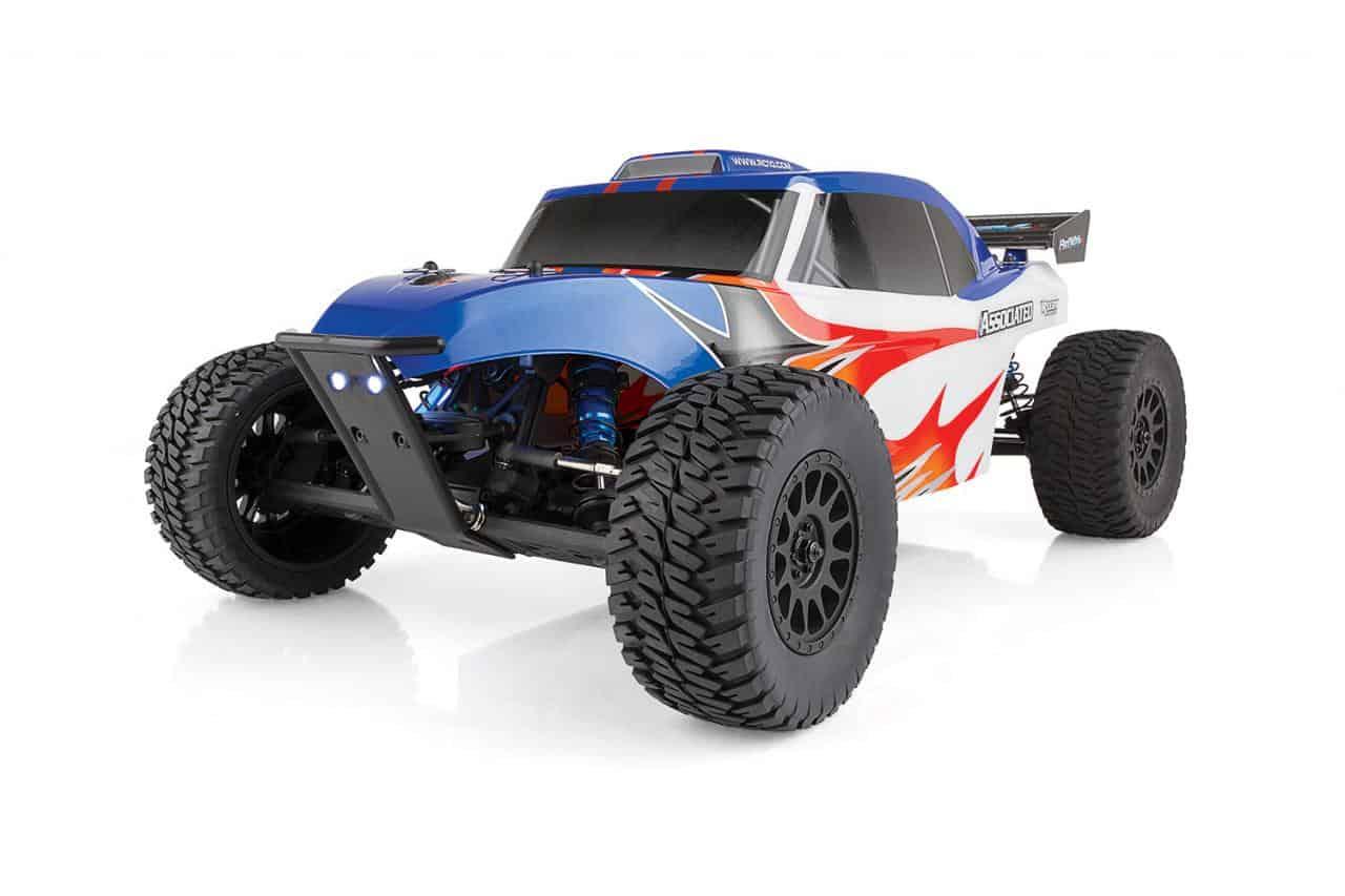 Team Associated Reflex DB10 Brushless Desert Buggy