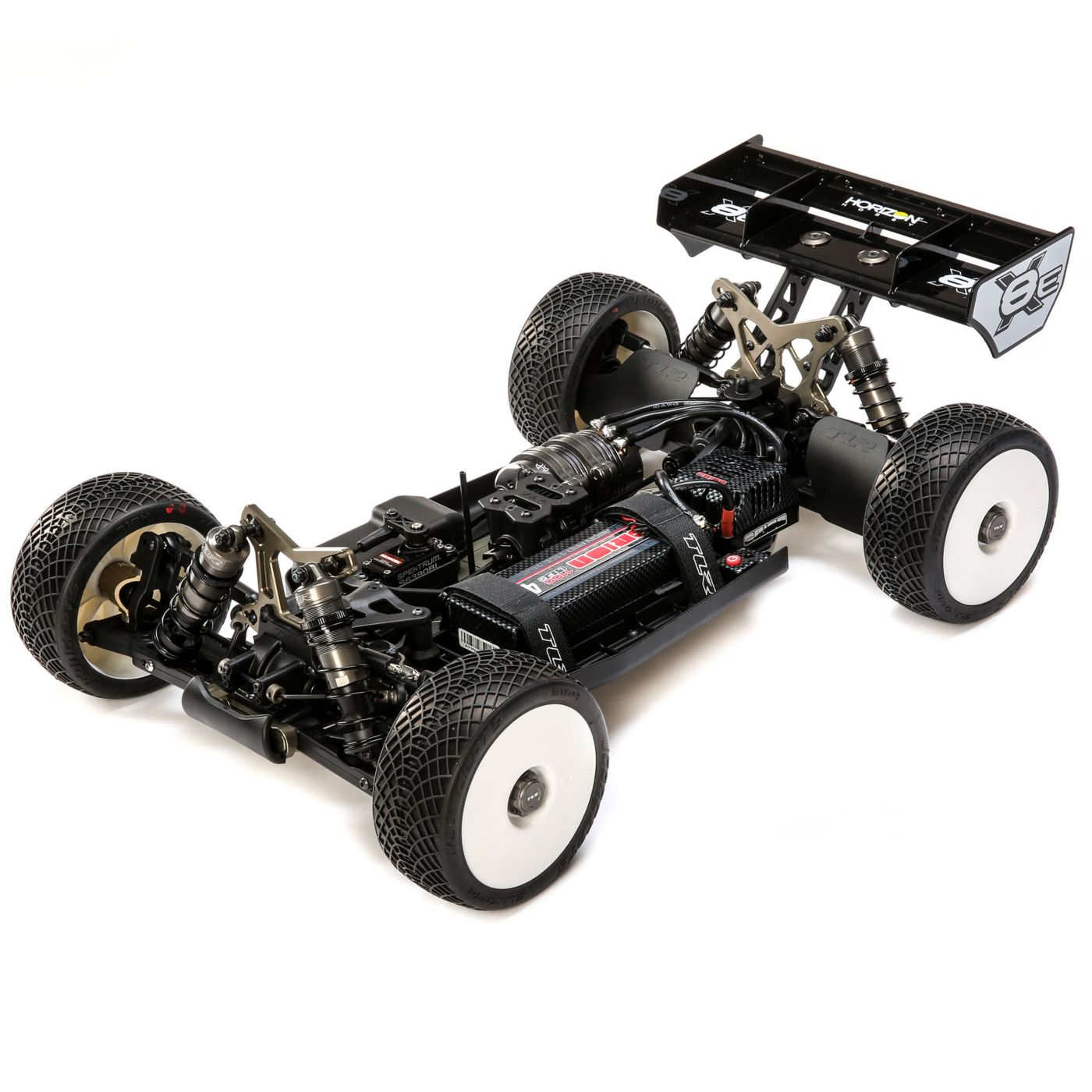 Team Losi Racing 8IGHT-XE Electric Buggy Kit - Chassis