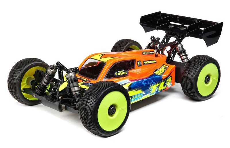 Team Losi Racing 8IGHT-XE Elite Race Kit
