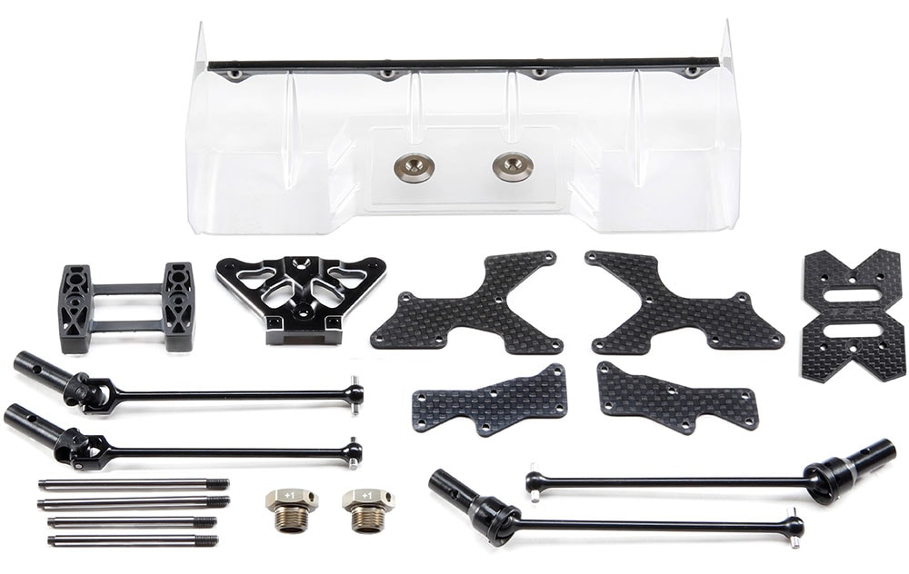 Team Losi Racing 9IGHT-XE Elite - Parts