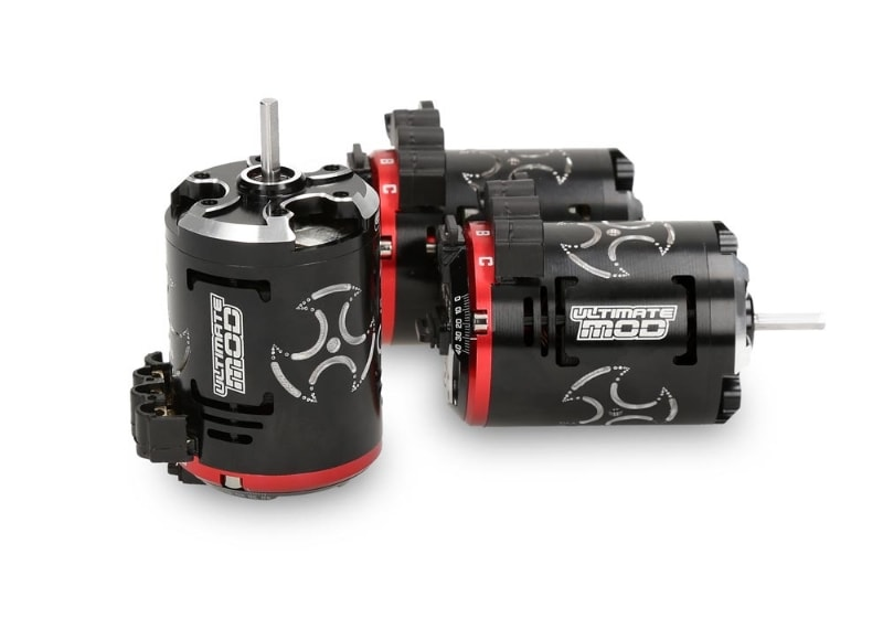 """The Power to Win: Team Orion's New Vortex """"Ultimate Mod"""" Motor Lineup"""