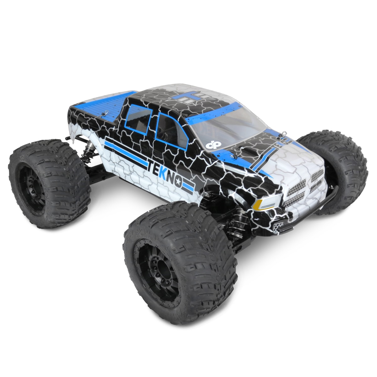 Tekno RC's New MT410 1/10 Monster Truck