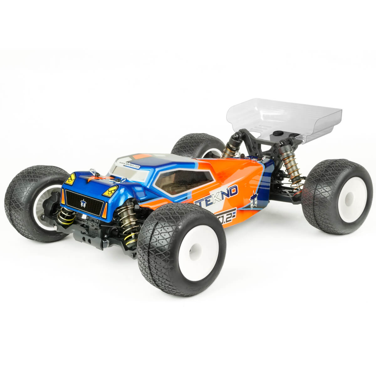 Tekno RC ET410.2 Competition Truggy Kit