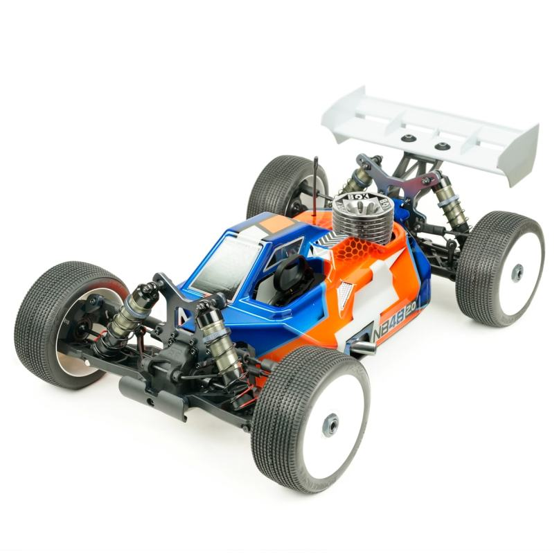 Tekno RC NB48 2.0 1/8-scale 4WD Competition Buggy Kit