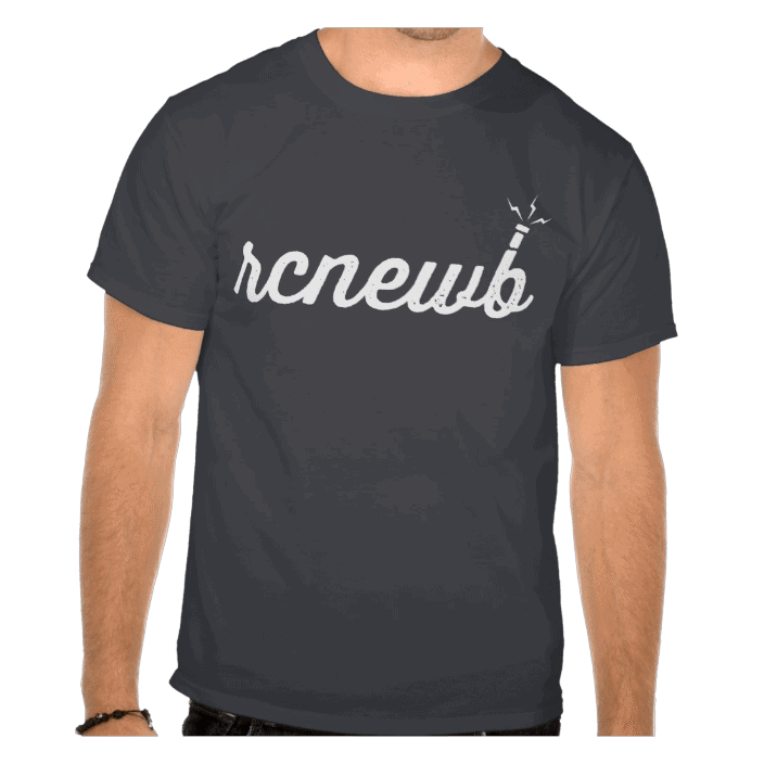 Wear your R/C Newb-ness with pride!