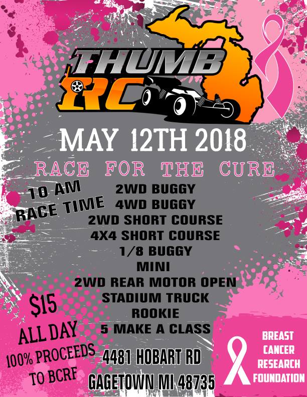 Thumb RC 2018 Race for the Cure
