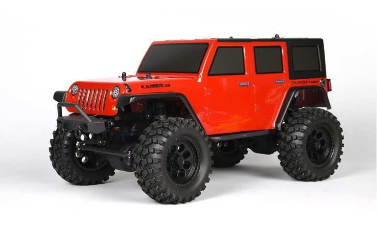 Thunder Tiger's Kaiser XS 1/14-scale Off-road Trail Rig