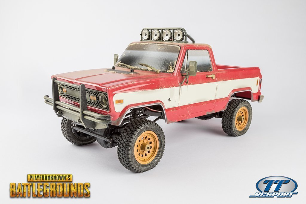 Thunder Tiger PUBG 4×4 American Pickup Truck
