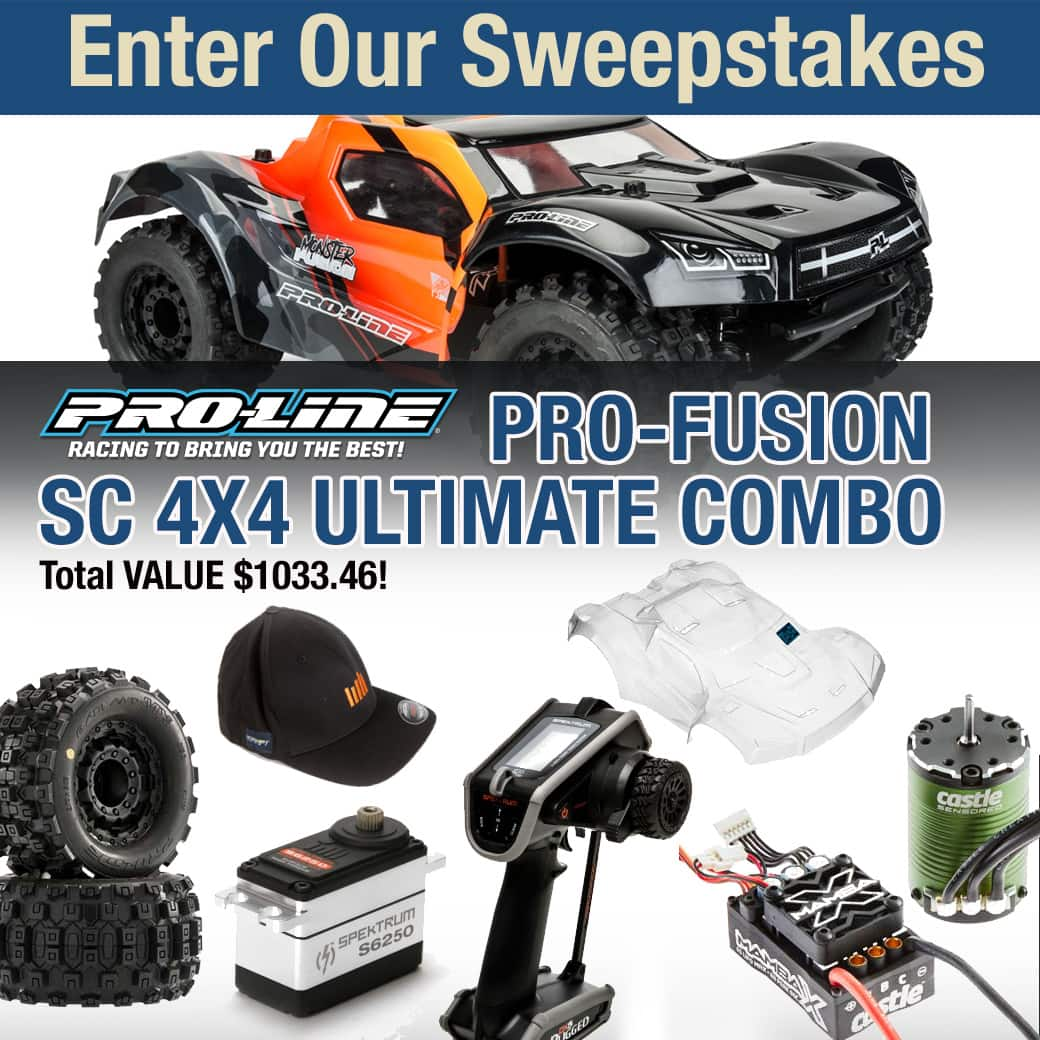 Tower Hobbies Pro-Line PRO-Fusion Sweepstakes