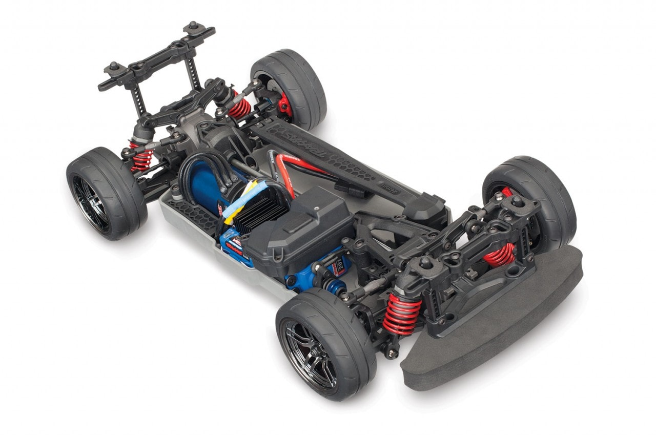 Traxxas 4-TEC Brushless Chassis