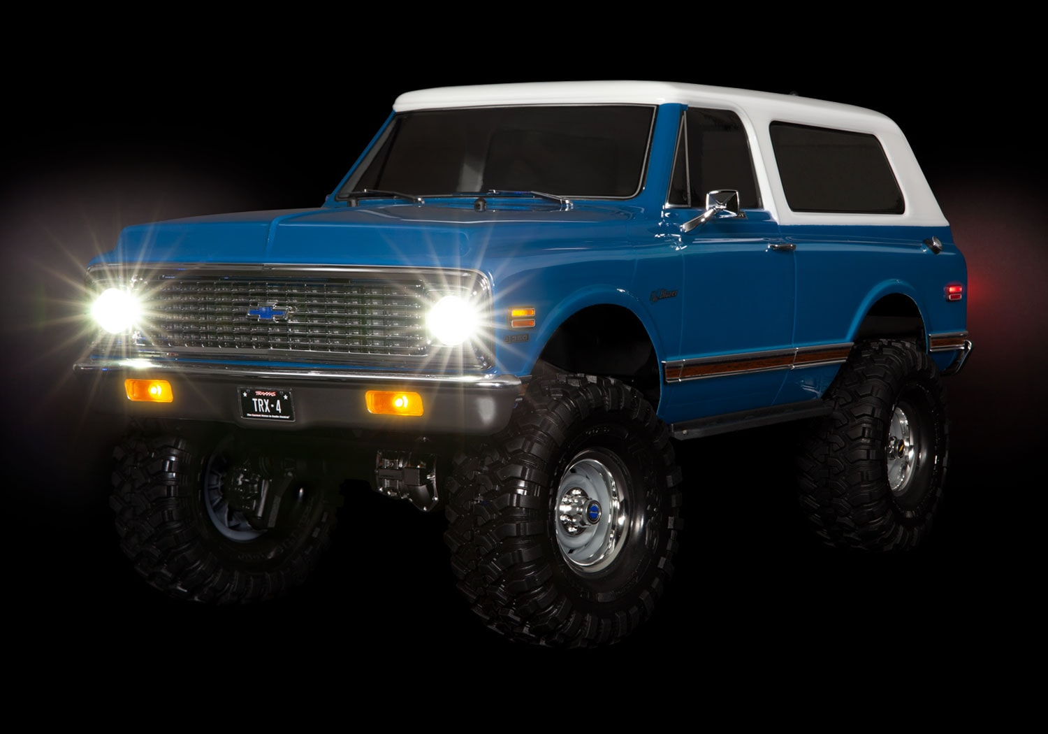 Make Your TRX-4 K5 Blazer Shine with this LED Kit from Traxxas
