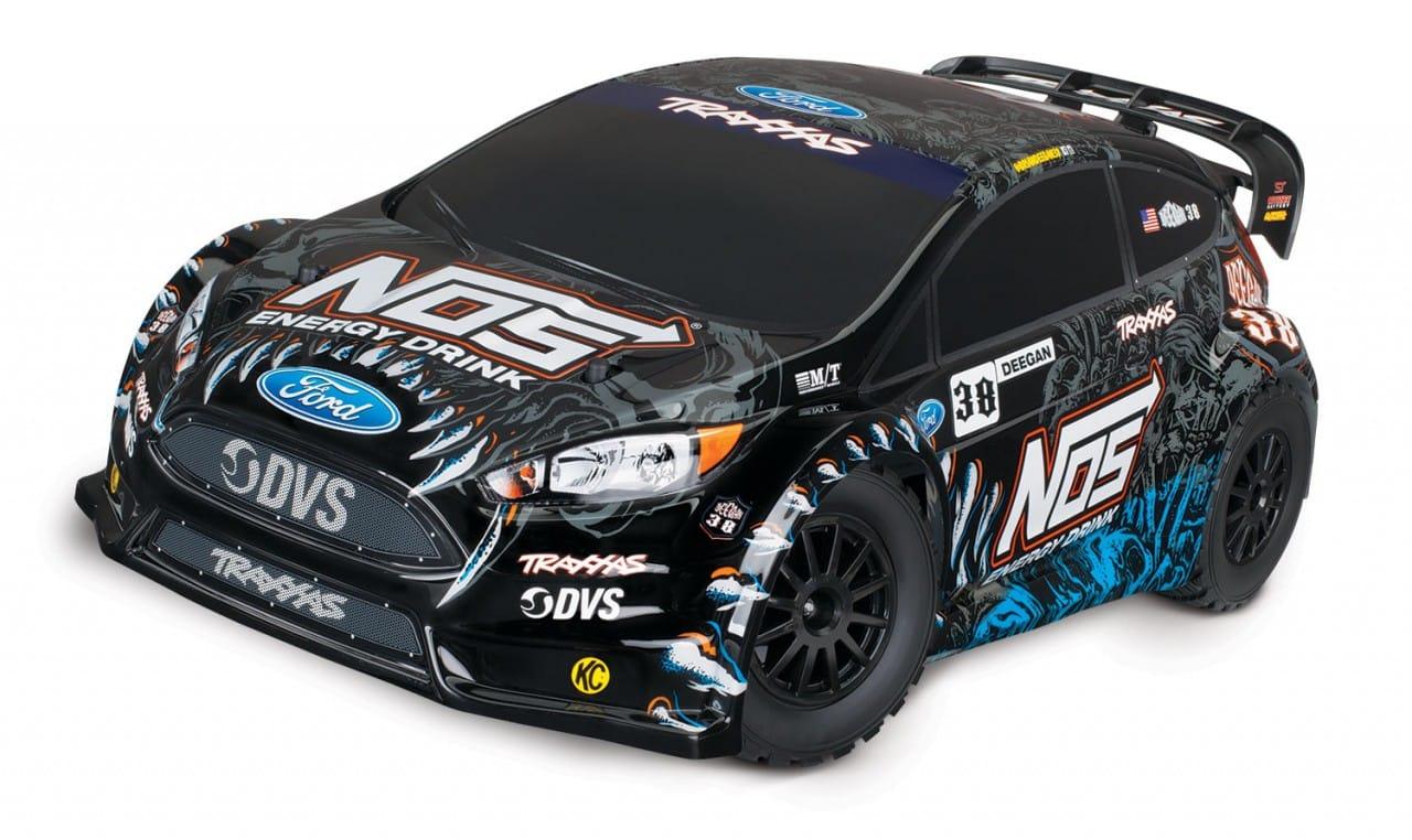 Traxxas Revs up a New Rally Car: NOS Deegan 38 1/10-scale