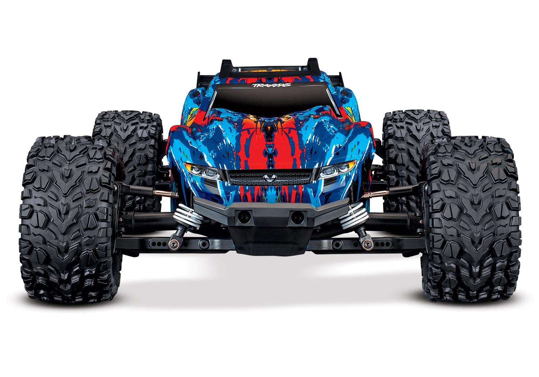 Traxxas Rustler 4x4 VXL - Front