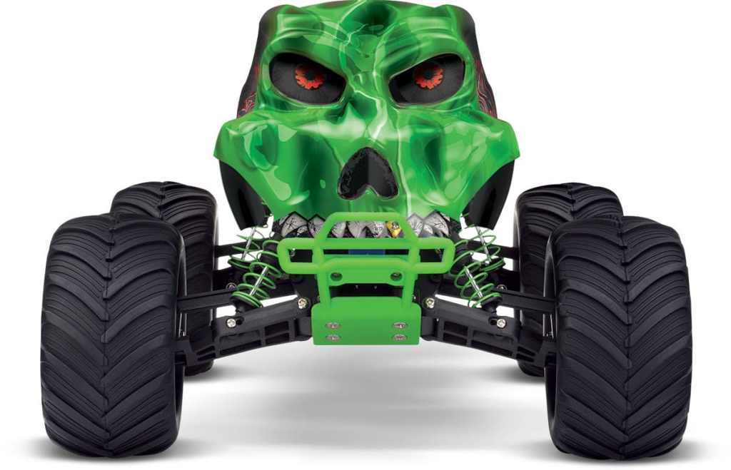Traxxas Skully - Front