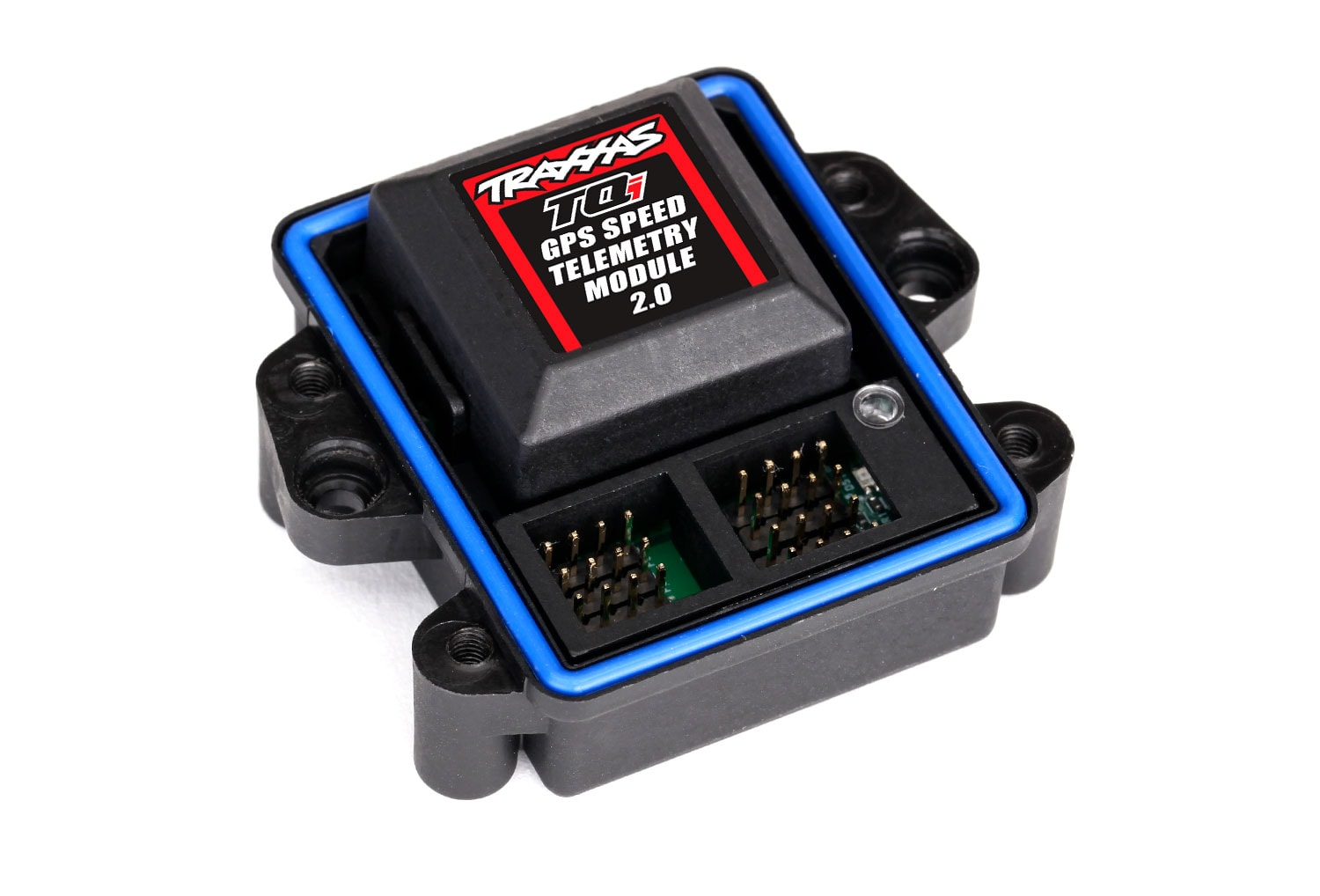 Traxxas TQi GPS Module 2 - Installed