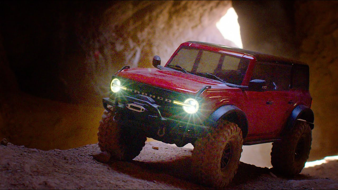 Go on an Adventure with the Traxxas TRX-4 2021 Ford Bronco [Video]