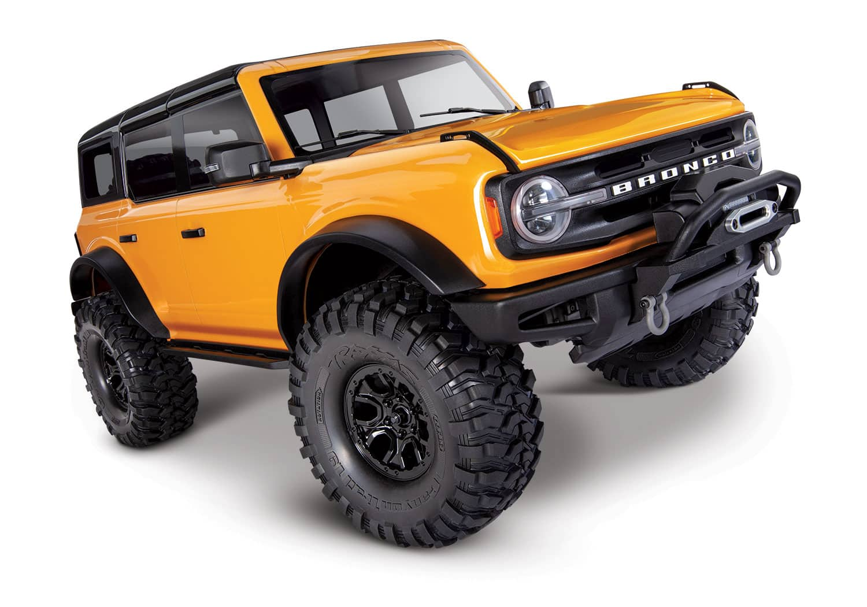 Go Wild with the Traxxas TRX-4 2021 Ford Bronco