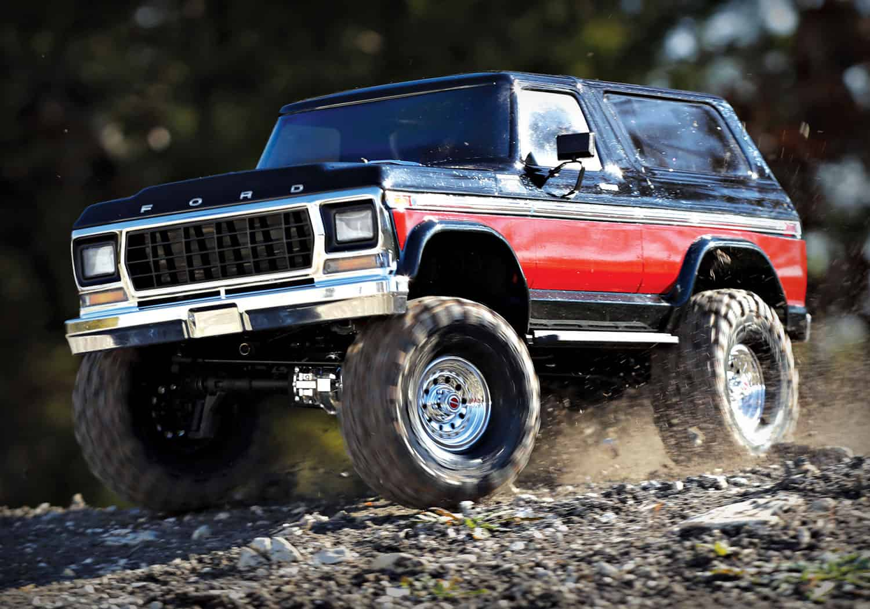 An Off-road Classic Reborn: Traxxas TRX-4 Bronco