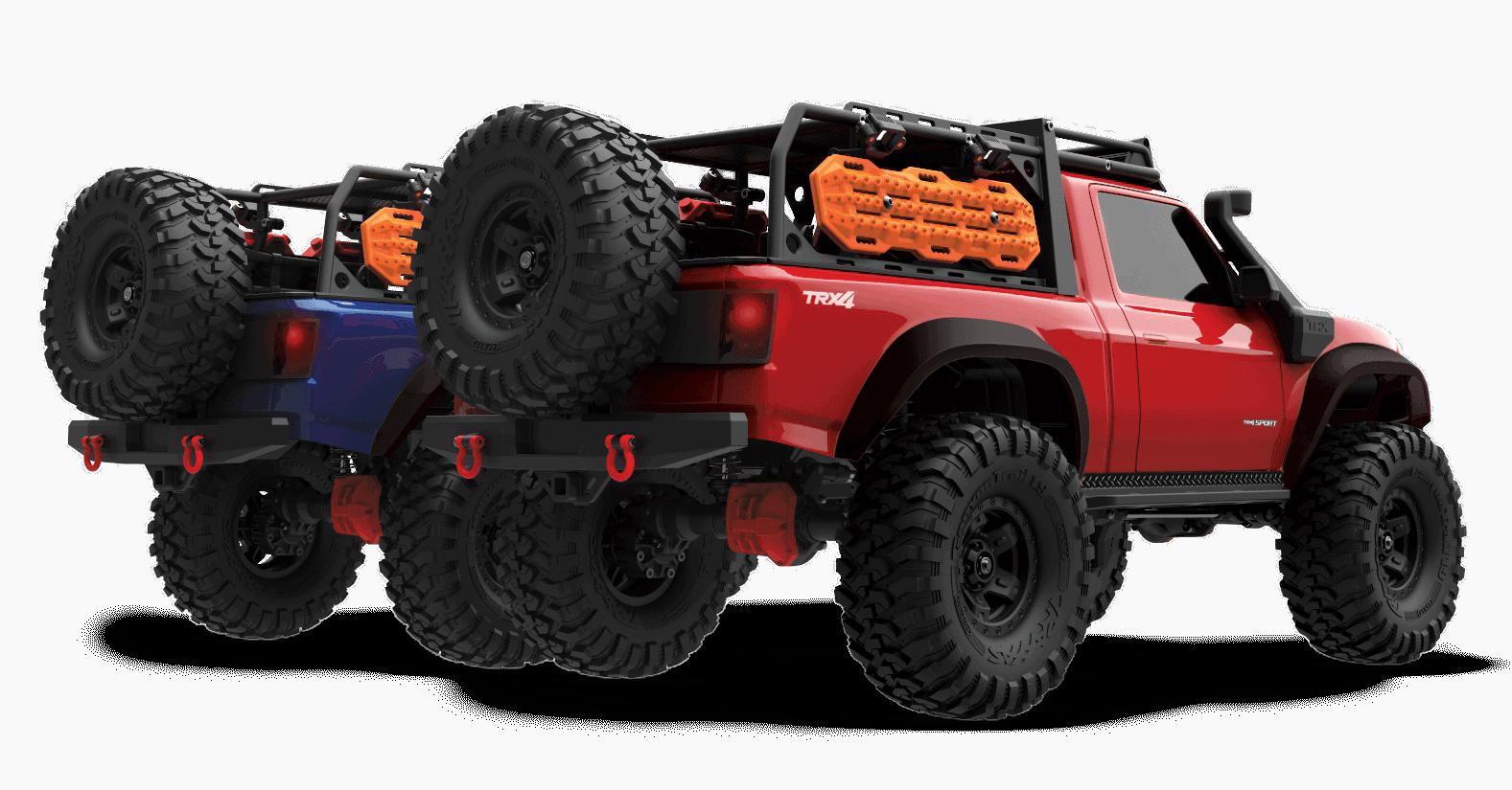 Custom Traxxas Nitro Sport 1 10 Scale 2wd Rustler Stadium Truck 44094 Upcoming Accessories Newb 1458x763