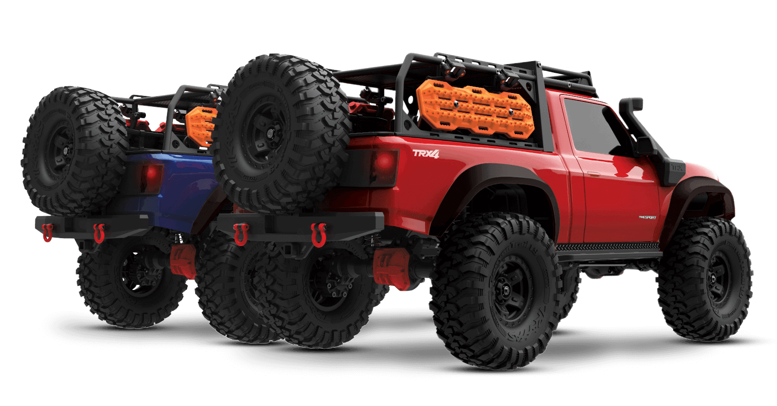 Upcoming Traxxas TRX-4 Sport Accessories