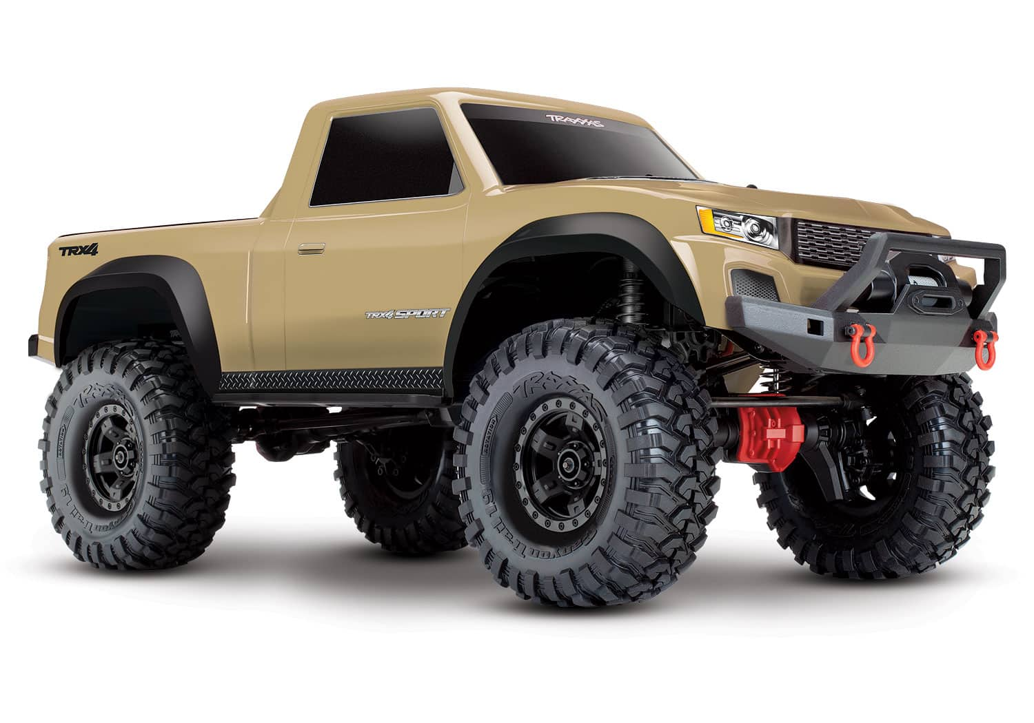 Traxxas Releases a New Color Option for the TRX-4 Sport