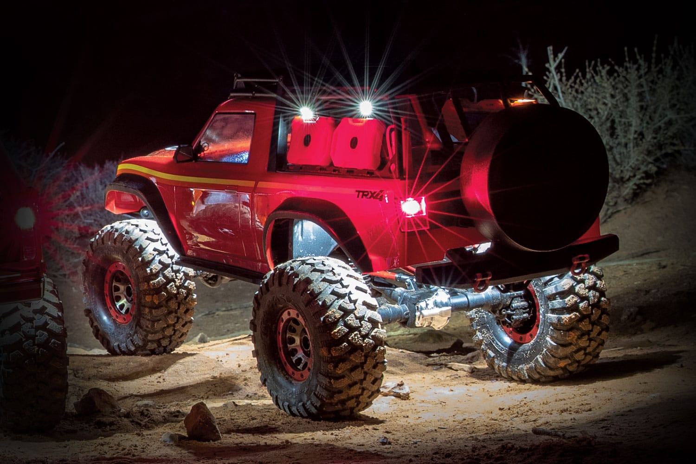Traxxas Releases an LED Light Set for the TRX-4 Sport