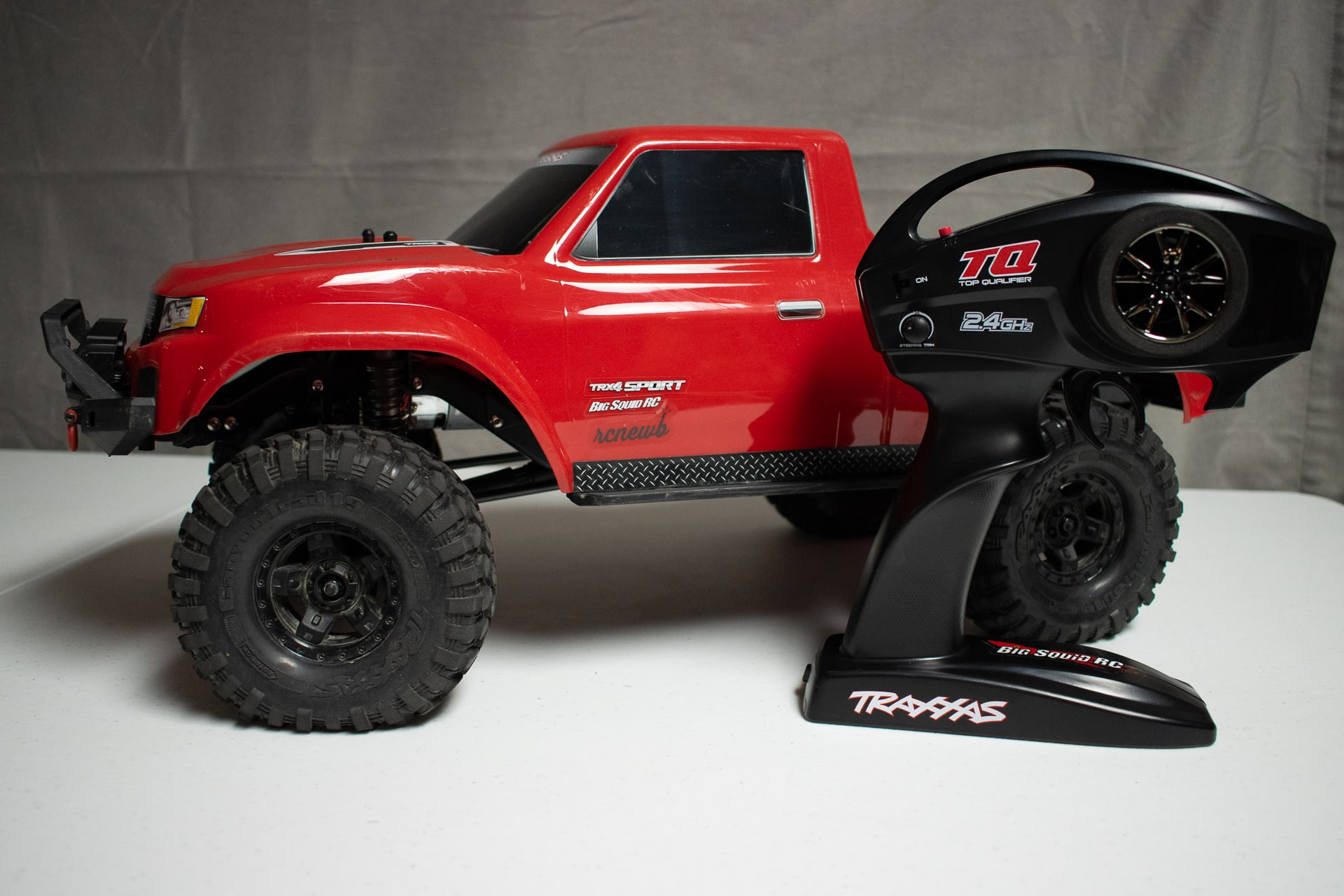 Hands-on with the Traxxas TRX-4 Sport [Video]