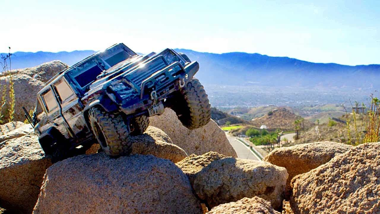 Traxxas Shows Off Their Technical Driving Skills with the TRX-4 TU [Video]
