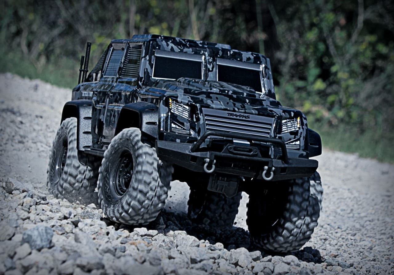 Traxxas TRX-4 Tactical Unit: High Performance at a New, Lower Price