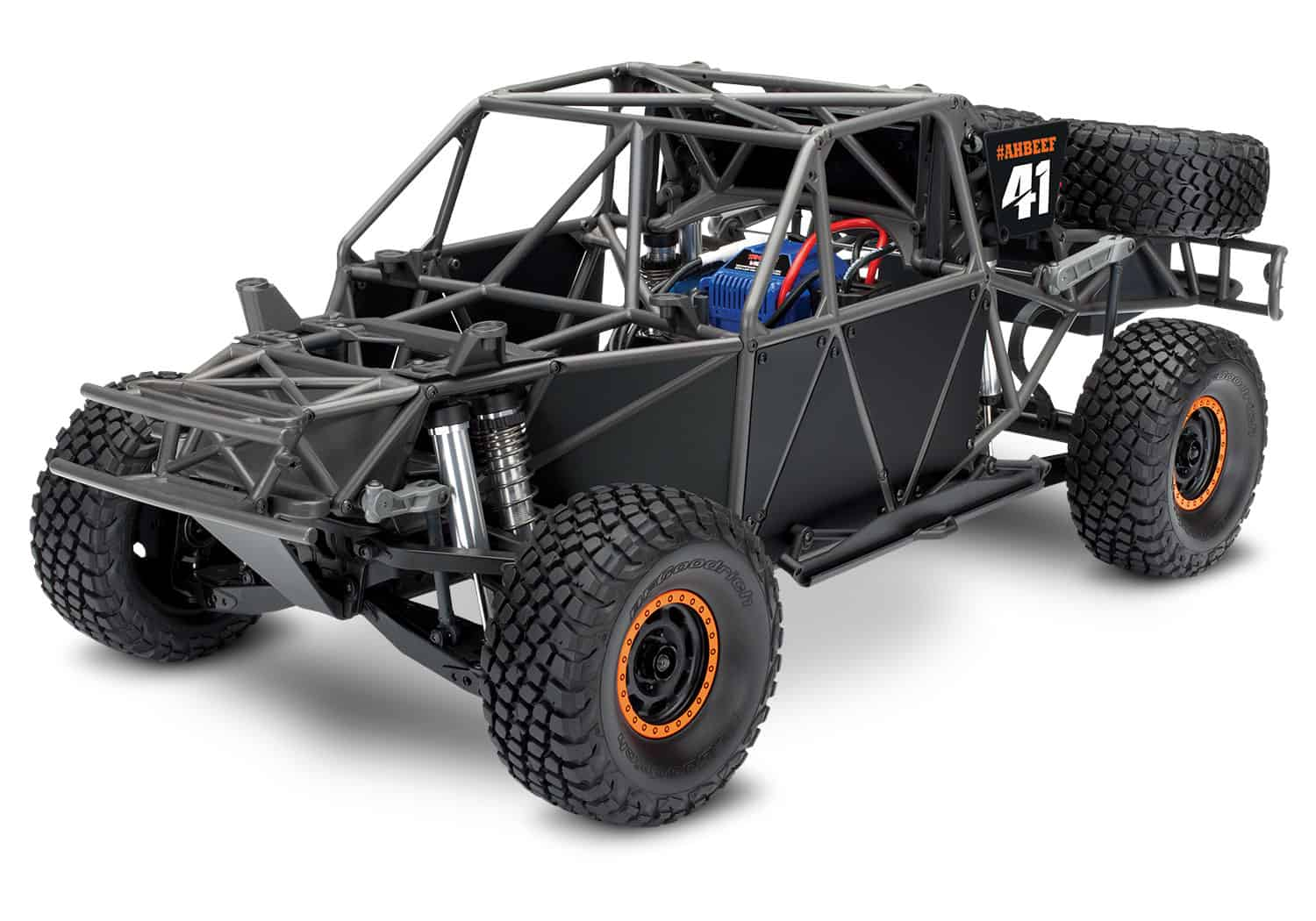 Traxxas Unlimited Desert Racer - Chassis