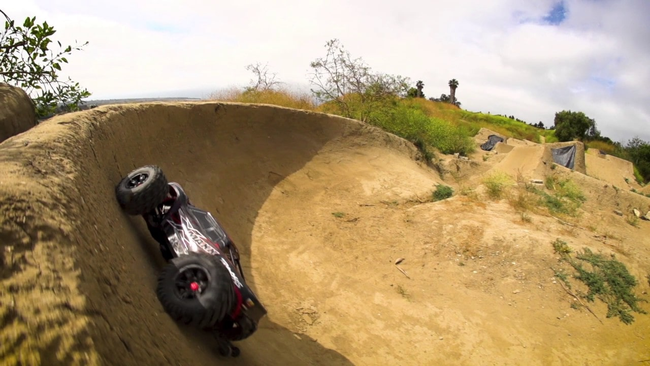 Cleared for Takeoff: The Traxxas X-Maxx Takes to the Sky [Video]