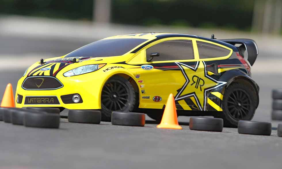 A New, Rockin' Rallycross Car from Vaterra RC