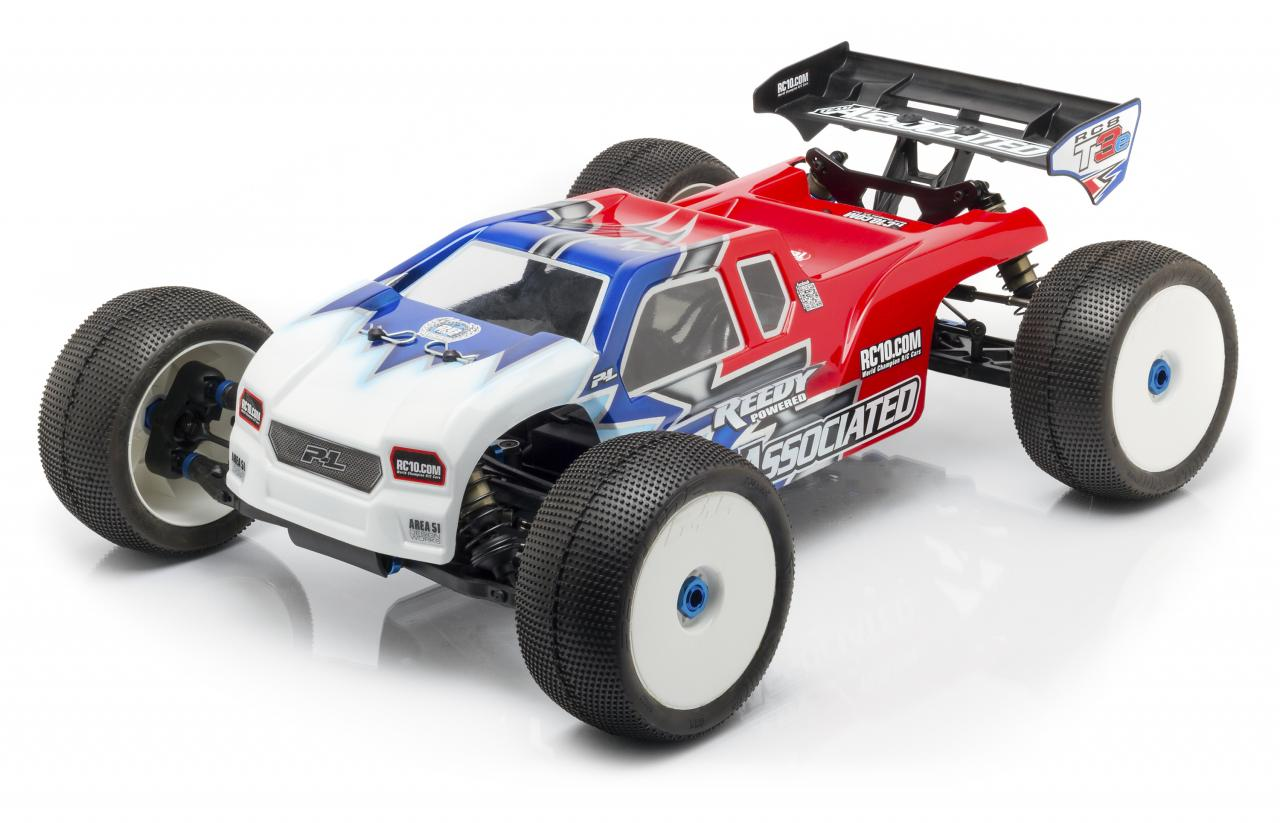 Team Associated's Two New Team Kits – RC8T3e & RC8T3