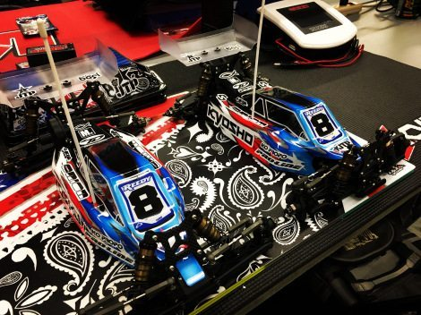 Jared Tebo is Holding a 1/8 Nitro Driving School at Speed RC- April 17