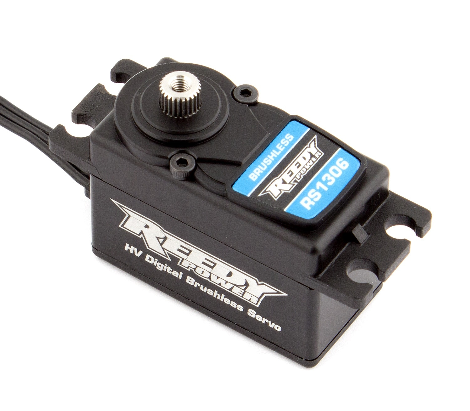 Reedy Introduces a Line of Brushless Steering Servos