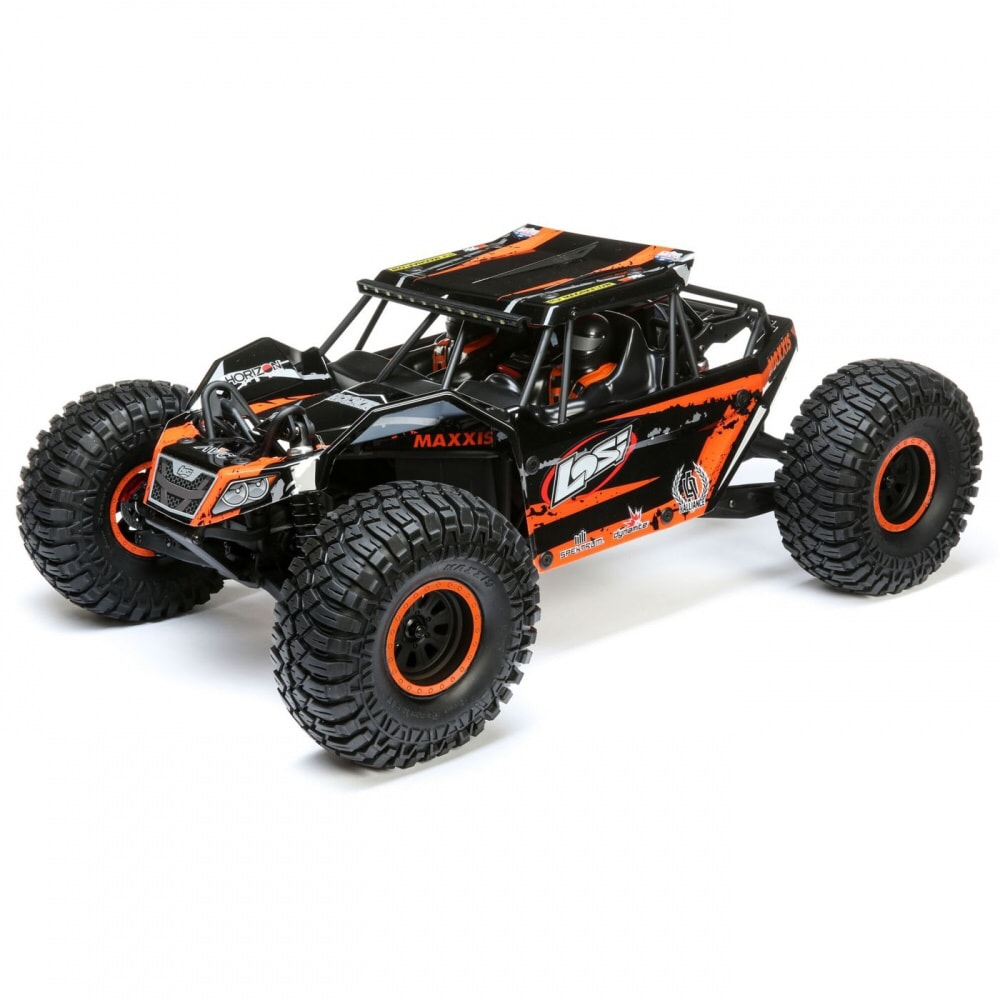 Losi Rock Rey BND 1/10-scale Rock Racer