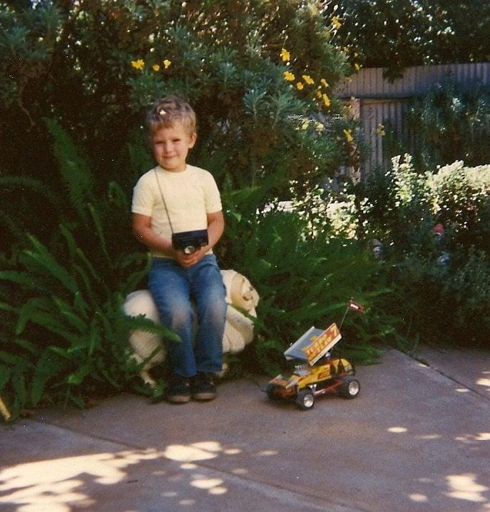 Nick & Tyco Turbo Outlaw