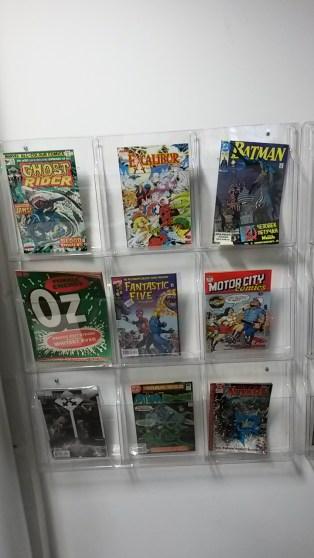 Ooooo, shiny old comics.