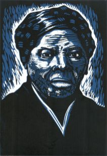 MWest 1. Harriet Tubman, 16x20
