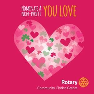 Nominate a non-profit you love